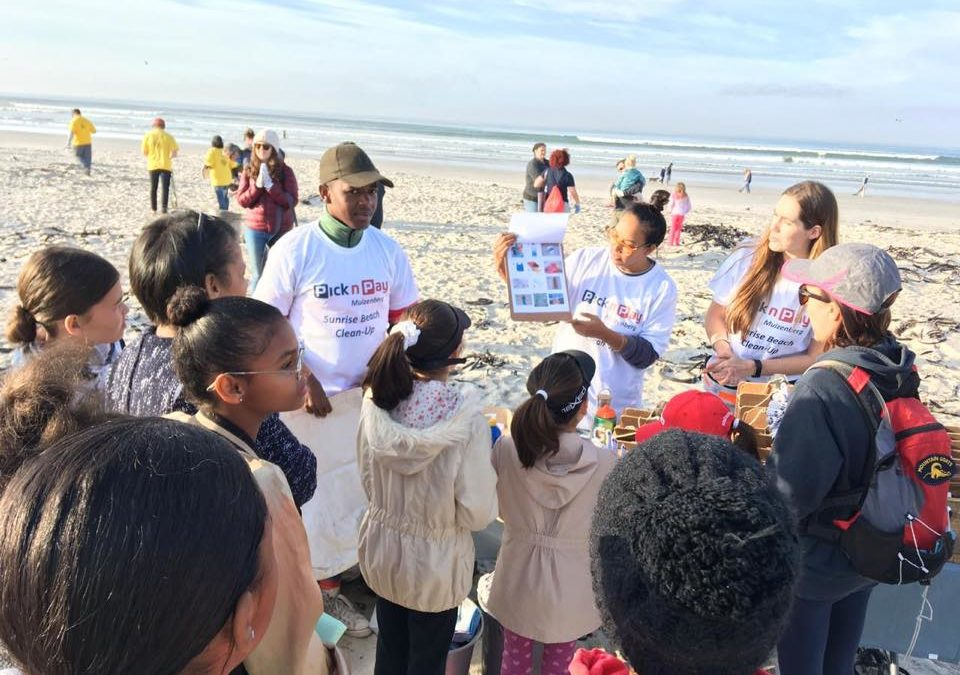 Beach Clean-Up – June 2019