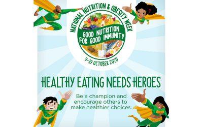 Healthy kids learn better!
