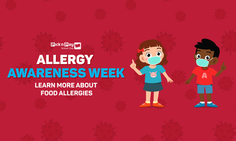 Learning more about food allergies